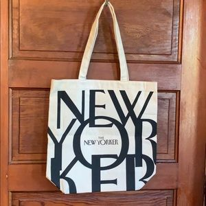 Iconic New Yorker Tote bag